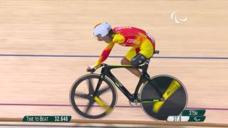 Cycling track | Men's C1-2-3 1000m Time Trial  | Rio 2016 Paralympic Games