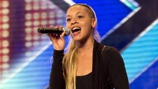 Jade Ellis' audition - Maverick Sabre's I Need - The X Factor UK 2012