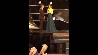 Conchita Wurst - Festival di Sanremo - 11.02.2015