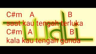 Chord gitar-Wali band--DIK.
