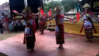 Tari Kipas Lampung By Desi & Friend