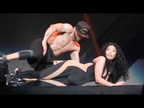 HD porn Nicky sex minaj