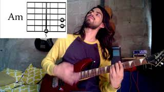 Juanes - A Dios Le Pido (Cover Guitar/ Cover Guitarra) (Tab and Cover)