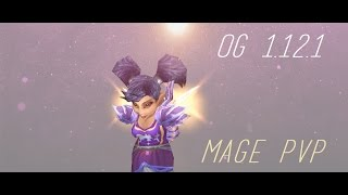 Ohhgee - Rank 13 Mage Vanilla PvP