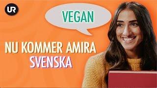 Nu kommer Amira: vegan