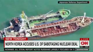 Jonathan Schanzer on North Korea sanctions with CNN