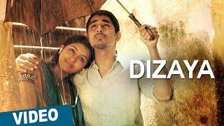 Dizaya Video Song | Chikkadu Dorakadu | Siddharth | Lakshmi Menon | Santhosh Narayanan
