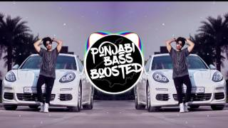 Panamera White [Bass Boosted] | Diljit Dosanjh | Party Drop | Latest Punjabi Songs 2016