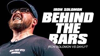 KOTD - Behind the Bars - Iron Solomon