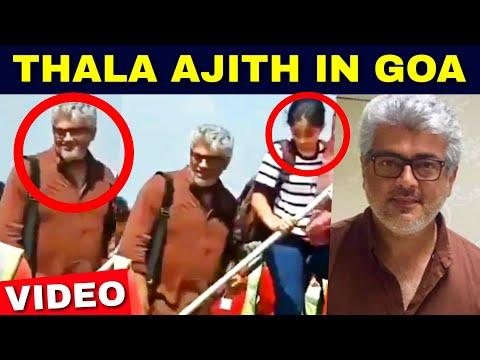 Xxx Mp4 VIDEO Thala Ajith With His Family In GOA Thala Ajith Viswasam Hot Tamil Cinema News 3gp Sex