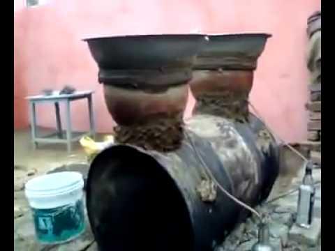 Funny - Punjabi Guys making Desi Sharab (moonshine) - 2015