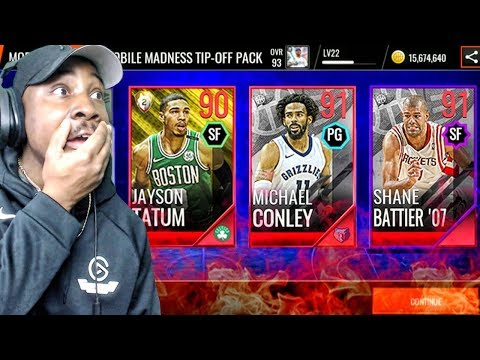 Xxx Mp4 INSANE NCAA MOBILE MADNESS TIP OFF PACK OPENING NBA Live Mobile 18 Pack Opening Ep 39 3gp Sex