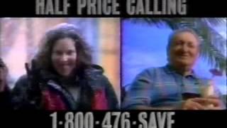 1995 - MCI's 'Friends & Family' Plan