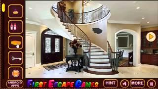 Luxury Mansion Escape walkthrough., .