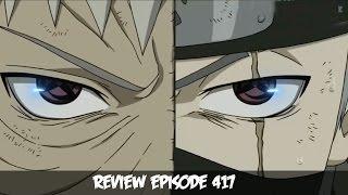 Review Naruto shippuden Episode 417