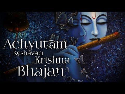 Xxx Mp4 Kaun Kehte Hai Bhagwan Aate Nahin Achyutam Keshavam Krishna Damodaram Beautiful Krishna Bhajans 3gp Sex
