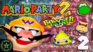 Bowser Pounds Everyone - Mario Party 2 with ProZD (#2) | Let