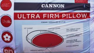 Cannon Pillow Fight Commercial