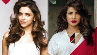OMG! Deepika Padukone Doesn't Consider Priyanka Chopra A Hollywood Star | Bollywood News