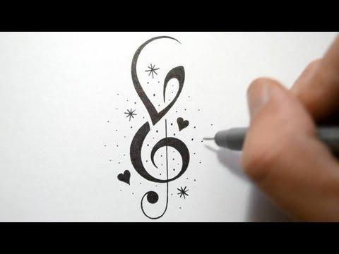 Как сделать музыку с помощью ручки