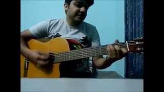 mera jahaan taare zameen par tutorial on guitar chords by aman