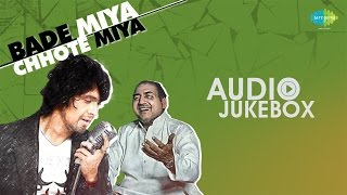 Best Song of Mohammed Rafi & Sonu Nigam | Bollywood Retro Hits Jukebox