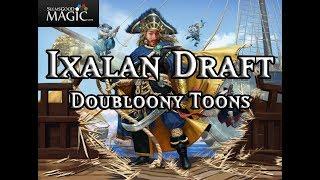 Ixalan Draft Doublooney Toons - Drafting