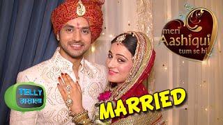 Shocking Ranveer Gets Married To Ishaani In Meri Aashiqui Tumse Hi | Colors Tv Show
