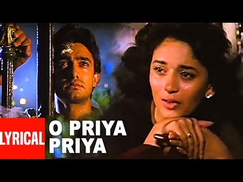 Xxx Mp4 O Priya Priya Full Lyrical Video Dil Sad Song Aamir Khan Madhuri Dixit 3gp Sex