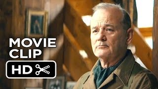 The Monuments Men Movie CLIP - German Cottage (2014) - Bill Murray Movie HD