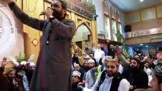 QARI SHAHID MAHMOOD 2 - 21st Annual Mehfil-e-Naat, Manchester UK 12 December 2015 1080p HD