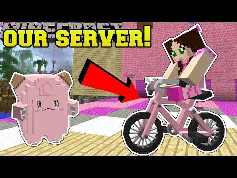 Xxx Mp4 Minecraft OUR OWN MINECRAFT SERVER CHALLENGE POPULARMMOS WORLD 1 3gp Sex