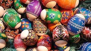 آموزش رنگ کردن تخم مرغ های هفت سین 1 - How To Coloring Haft Sin Eggs