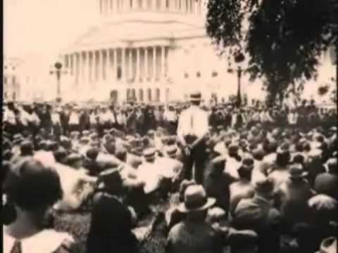 watch PBS Documentary: The March of the Bonus Army