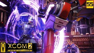 ASSASSIN STRONGHOLD - PART 55 - XCOM 2 WAR OF THE CHOSEN Gameplay - Let's Play