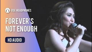 Sarah Geronimo - Forever's Not Enough  [HD AUDIO REMASTERED]