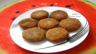 Banana Dates Cutlet | Ramadan Recipes | Iftar Recipes