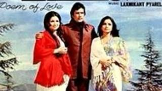 Mere Dil Mein Aaj Kya Hai Eng Sub Full Song Hd With Lyrics  Daag