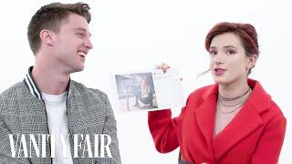 Bella Thorne and Patrick Schwarzenegger Explain Their Instagram Photos   Vanity Fair