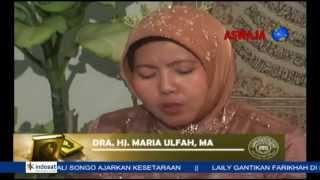 Hj. Maria Ulfah - Nagham Al Qur'an - Maqam Rast