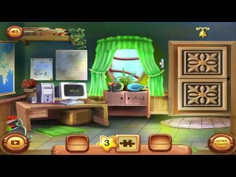 Cartoon Home Escape 2 walkthrough 365Escape..