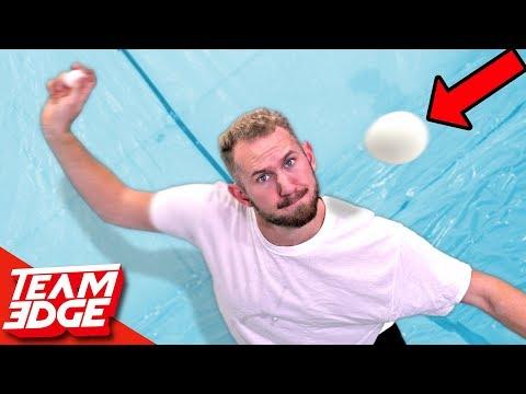 Egg Dodgeball Challenge