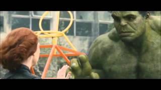 Marvel Universe Film tribute Avril Lavigne - When You're Gone 1080p HD