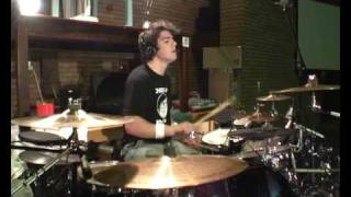 Cobus - System of a Down - Toxicity (Drum Cover)