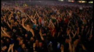 U2 Beautiful Day  Live  Slane Castle