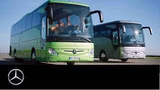 World premiere of the new coach Tourismo RHD – Mercedes-Benz original