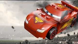 Cars 3 LEGO - TRAILER teaser Re-Creation