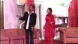 Tahir Anjum and Nawaz Anjum New Pakistani Stage Drama Full Comedy Funny Clip