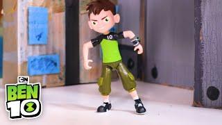 Ben 10 | Omni-Enhanced Diamondhead Toy! | Cartoon Network