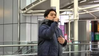 ゴリ山田カバ男「全力少年(スキマスイッチ Cover)」2016/1/20 in川越